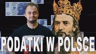 Podatki w Polsce. Historia Bez Cenzury