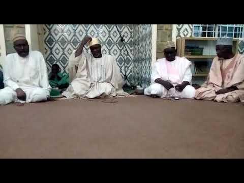 Tani'a Daga Khalifa Sayyidi Bashir Sheikh Tijjani Usman Zangon Bare-bari Kano.