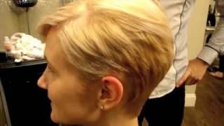 Ladies Pixie Cut