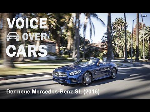 Mercedes-Benz SL 2016 Facelift - Mercedes AMG SL 63 / SL 65 - LA Auto Show 2015