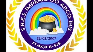 preview picture of video 'Samba Enredo Imperio do Arco-Iris 2015 Lendas do Arco-Iris no universo (Carnaval Itaqui)'