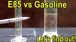 Is E85 better than Cheap Gasoline? Let