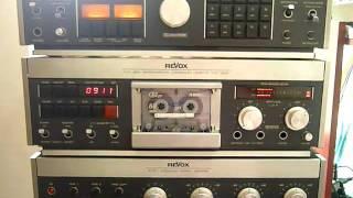 Amplificador reVox b 750