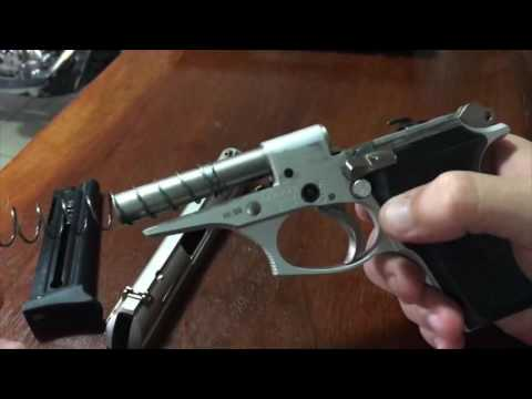 Bersa Thunder 22 Modifications
