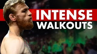10 Most Intense Walkouts To Epic Fights