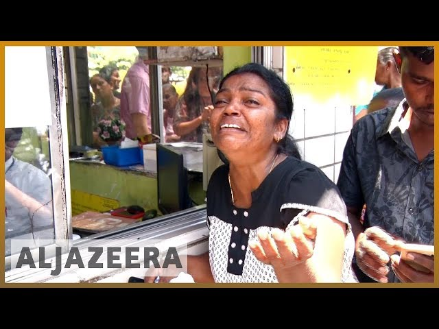 ???????? Sri Lanka suspects NTJ and its link to 'international network' | Al Jazeera English