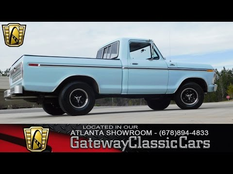 1977 Ford F100 for Sale - CC-952784
