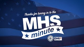 MHS Minute - August 2019