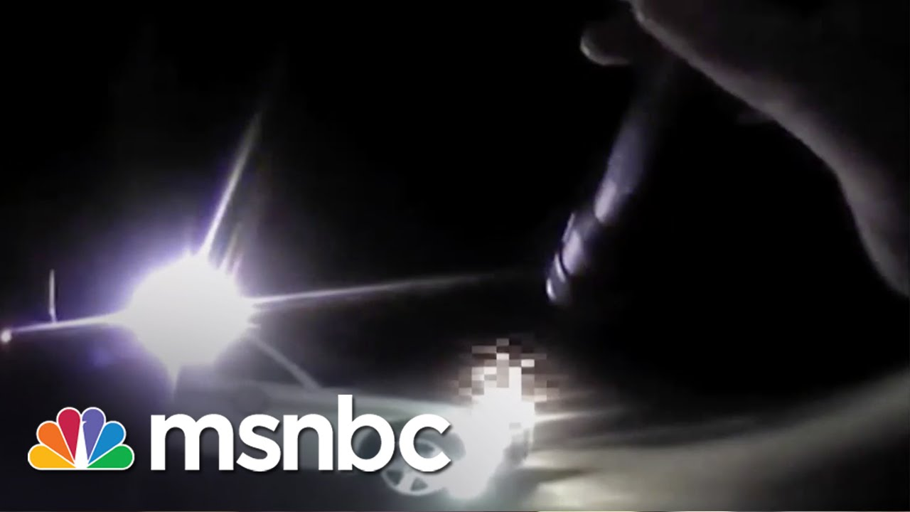 Naked Man Steals Police Cruiser | msnbc thumbnail