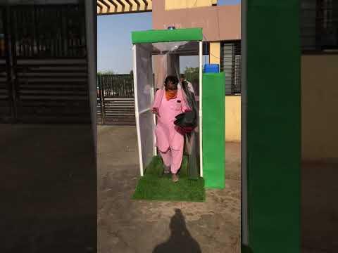 Sterilize Booth Machine (Fogging)