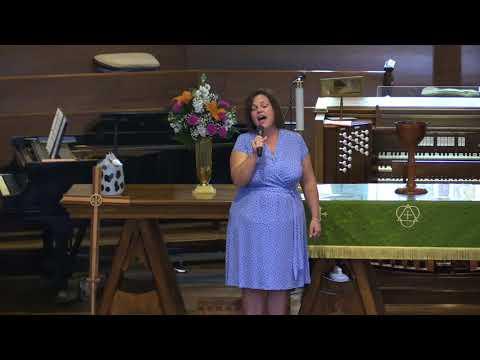 St. Andrew United Methodist Church, Solo, August 12, 2018, St. Albans, WV