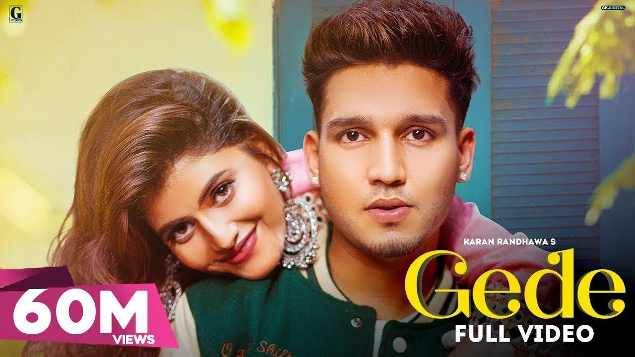 Gede Lyrics : Karan Randhawa (Official Video) Rav Dhillon   Simar Kaur   GK Digital   Punjabi Song Geet MP3