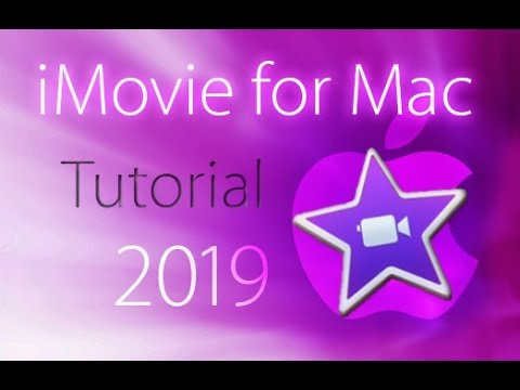 iMovie 2019 – Full Tutorial for Beginners [+General Overview]