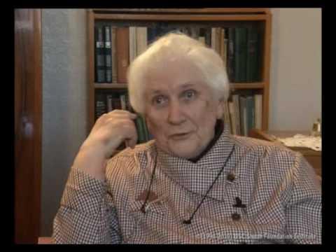Варвара Цвиленева рассказывает о пережитом