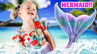 Ivy turns into a Mermaid!!!