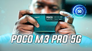 Xiaomi Poco M3 Pro 5G - Gaming Review - The Budget Gamer!