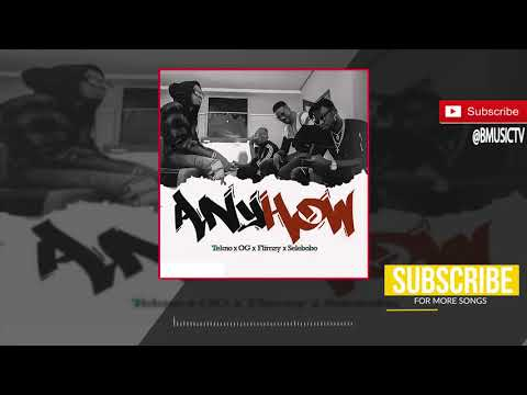 Tekno x OG x Flimzy & Selebobo – Anyhow [New Song]