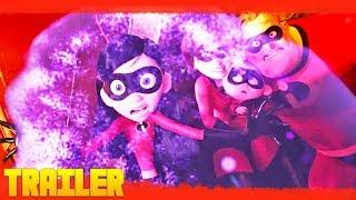 Los increíbles 2 (2018) Disney Nuevo Tráiler Oficial #2 Español