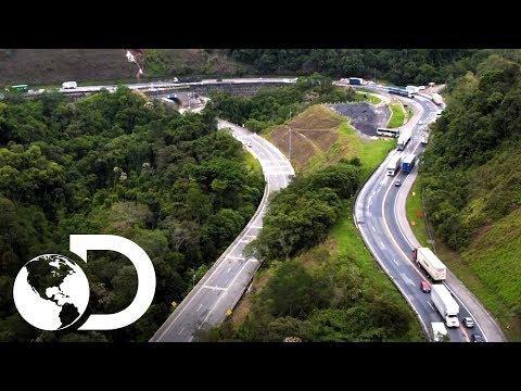 Engenharia verde | Serra do Cafezal: documentário completo | Discovery Brasil
