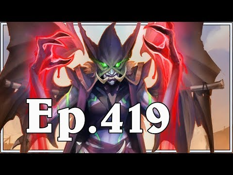 Funny And Lucky Moments - Hearthstone - Ep. 419