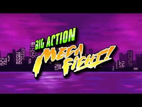 Big Action Mega Fight! PREMIUM - Official Launch Trailer thumbnail