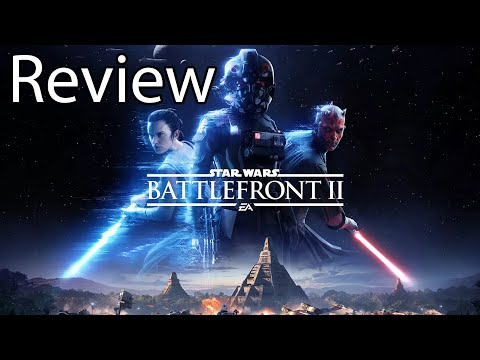 Star Wars Battlefront 2 Xbox One X Gameplay Review
