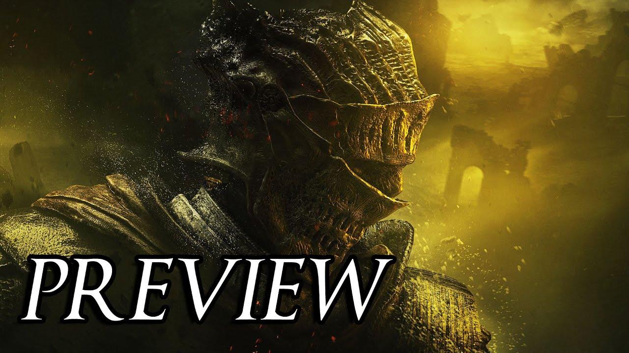 [Preview] Dark Souls 3 – Zusammenfassung der ersten 5 Stunden