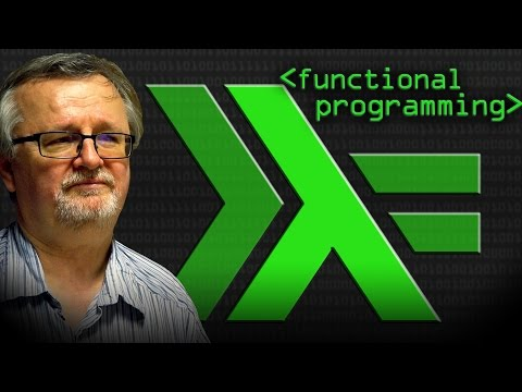 Functional Programming & Haskell - Computerphile