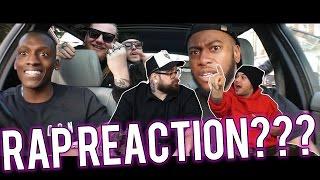 RAP REACTION | LAZZA   MOB Feat. SALMO & NITRO (Prod. 333 Mob) | ARCADEBOYZ