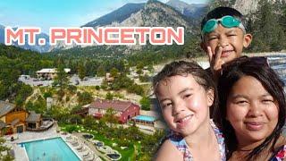 3 DAYS & 2 NIGHTS at Mt. PRINCETON HOT SPRINGS RESORT