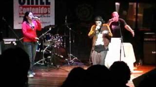 Tiro de Gracia - Lengua Dura - Viaje sin rumbo (en vivo) 2008
