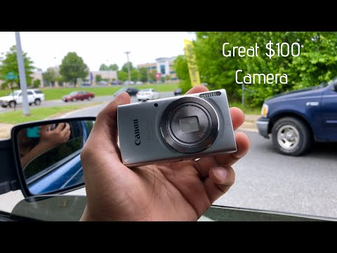 Canon PowerShot ELPH 180 Camera FULL REVIEW (YouTube Gear v1)