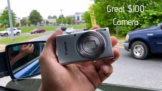 Canon PowerShot ELPH 180 Camera FULL REVIEW (YouTube Gear v1)