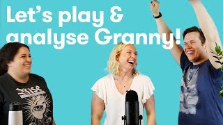 Why is Granny so popular on mobile? And Granny gameplay challenge!
