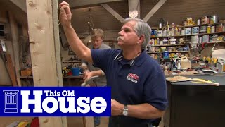 How to Hang a Heavy Mirror | Ask This Old House
