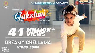Lakshmi | Dreamy Chellamma | Video Song | Prabhu Deva | Ditya Bhande | Vijay | Sam CS | Saindhavi