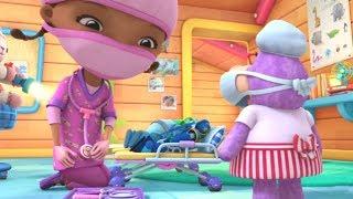 Доктор Плюшева - Серия 18  Сезон 3 - самые лучшие мультфильмы Disney для детей