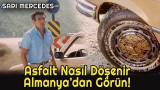 Sarı Mercedes (Fikrimin İnce Gülü) - Bayramın Ziftle İmtihanı!
