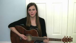 """Тиффани Элворд, Me singing """"Airplanes"""" by B.o.B. ft. Hayley Williams"""