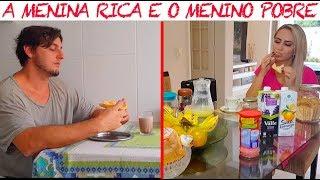 A MENINA RICA E O MENINO POBRE - PARTE 1