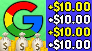 How to Make 10 Dollars a Day Online (AGAIN & AGAIN) Make Money Using GOOGLE SEARCH!