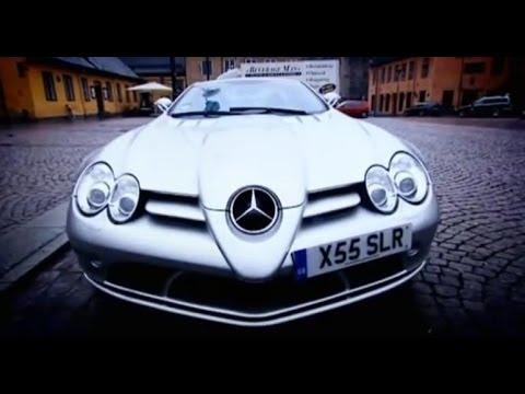 Mercedes SLR Oslo Challenge Part 2 | Top Gear | BBC