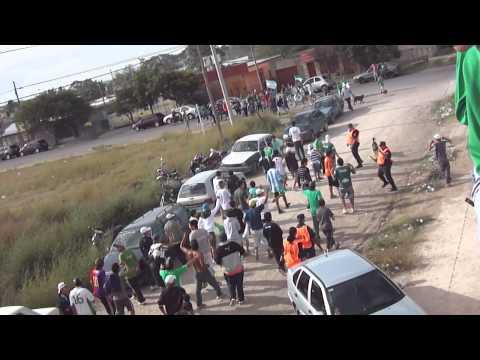"""""""Pacifico 0 - sansinena 1 - Promocional 2012"""" Barra: La Banda de Atrás del Canal • Club: Pacífico"""