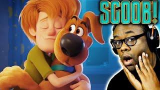 SCOOB! Teaser Trailer Reaction & Breakdown | Black Nerd