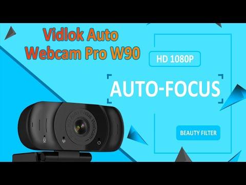 Веб камера Xiaomi Vidlok Pro W90 Auto Webcam