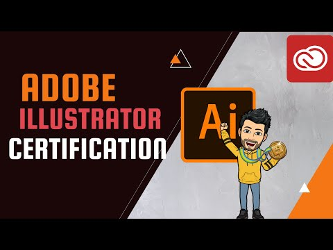 Adobe illustrator Certification Exam - YouTube