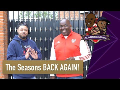 The Seasons BACK AGAIN!   Biased Premier League Show Ft Troopz