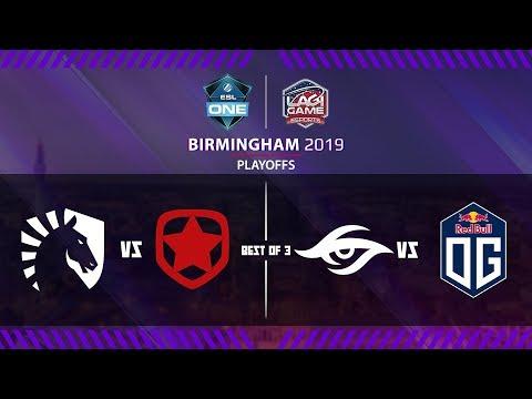 [DOTA 2] Team Secret VS OG (BO3) - ESL One Birmingham 2019 PlayOff [Ligagame]