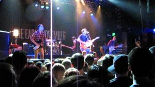 "The Early November- ""A Little More Time"" HOB Anaheim 6/8/2012"