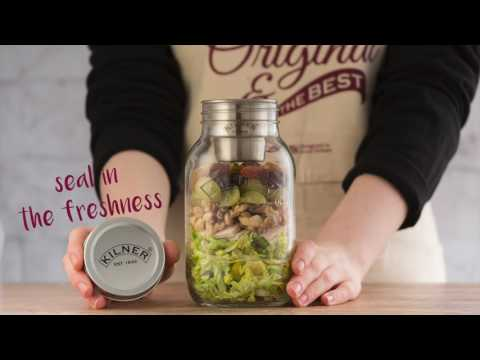 Salad to Go Kilner-Style